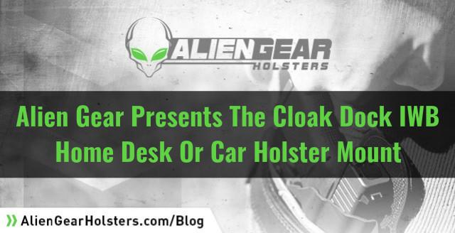 best ccw holster mount