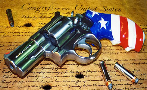The right to bear arms, concealed or open