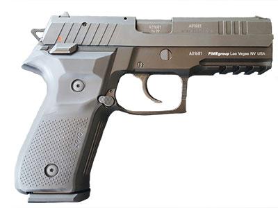 Arex Rex Zero 1 Compact pistol
