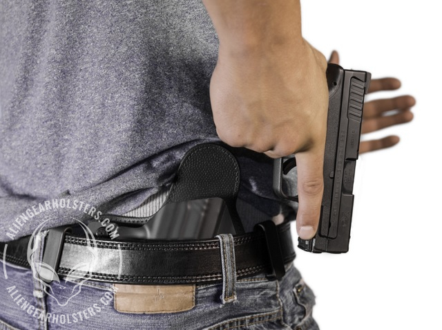acceptable reasons for concealed carry
