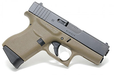 Concealed Carry Baby Glock 43