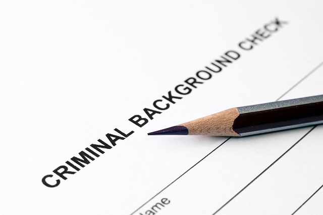 general background check