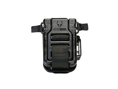 The pinch points of the ShapeShift Backpack Holster