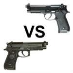 beretta 92a1 vs m9a1