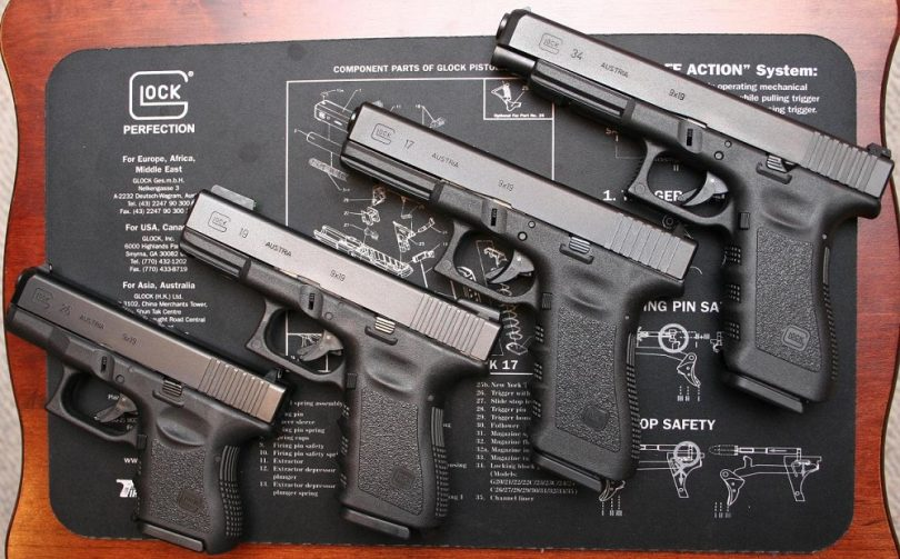 What Are The Glock Generations? - Alien Gear Holsters Blog
