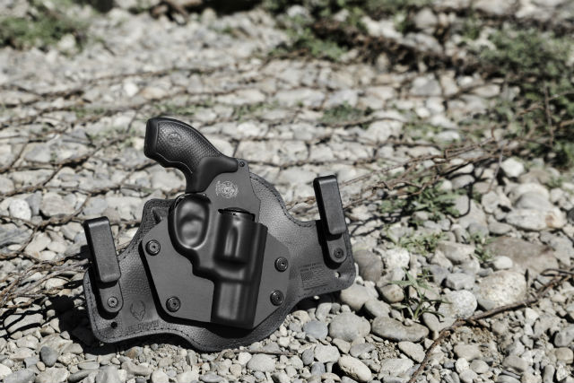 Finding The Best J-Frame Holster For Concealed Carrying
