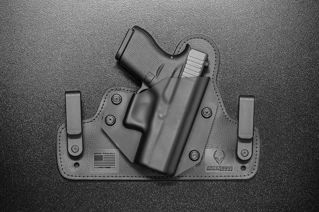 best holster for bicyclist