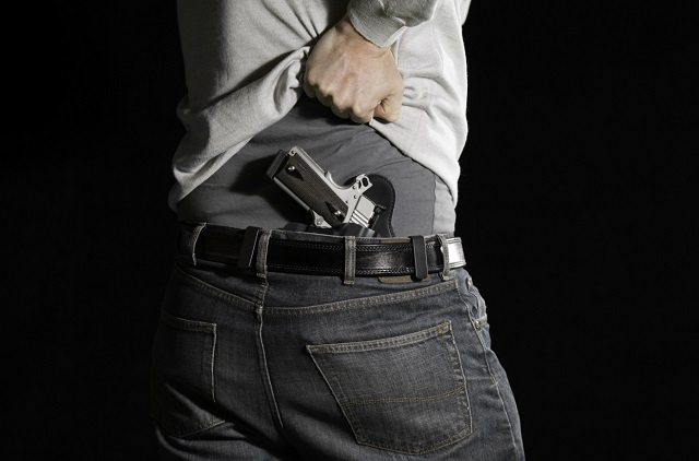 concealed carry holsters form factors