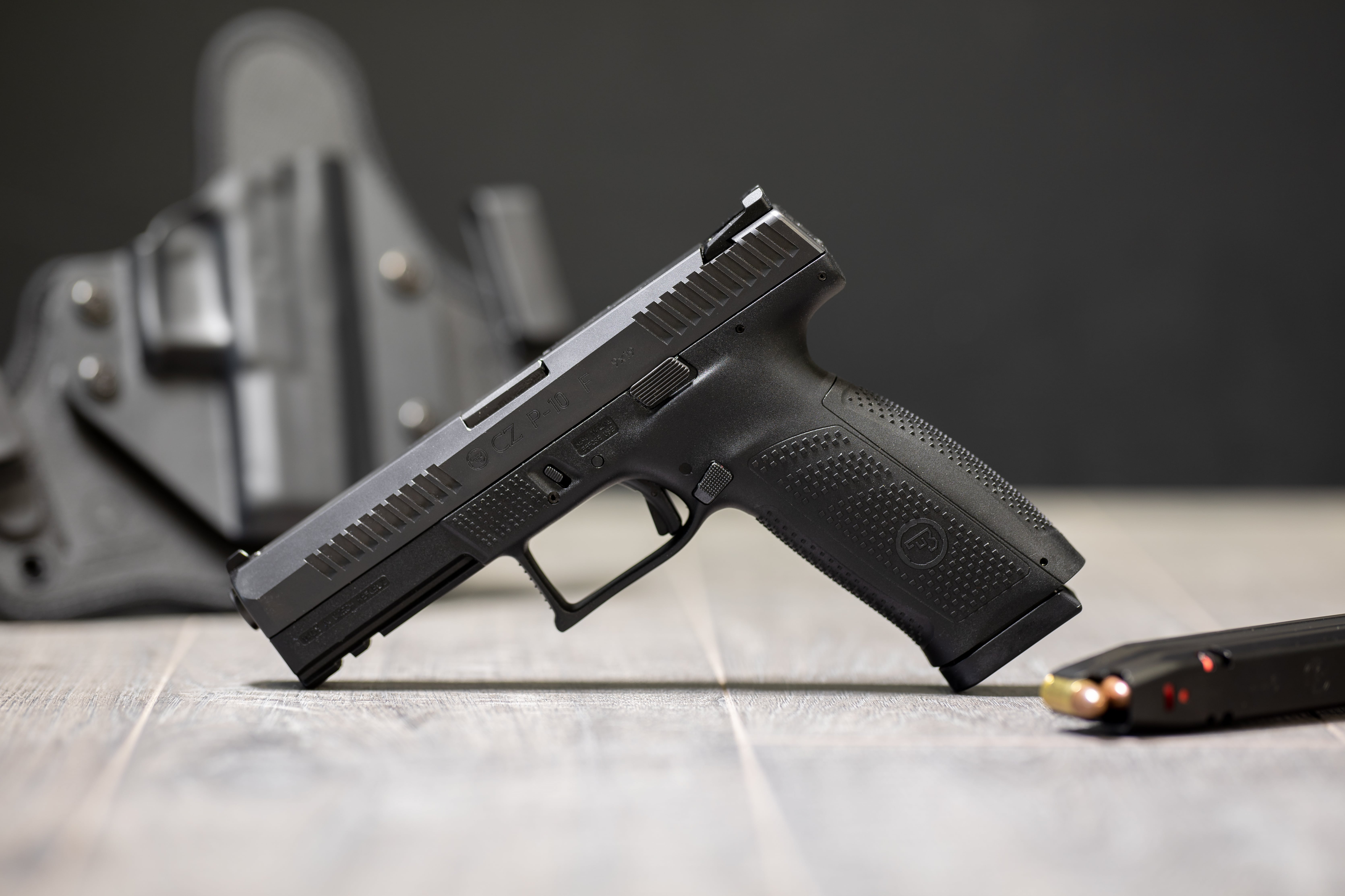 CZ P10F review