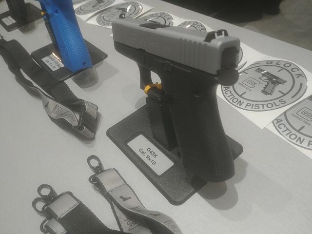 Glock43X