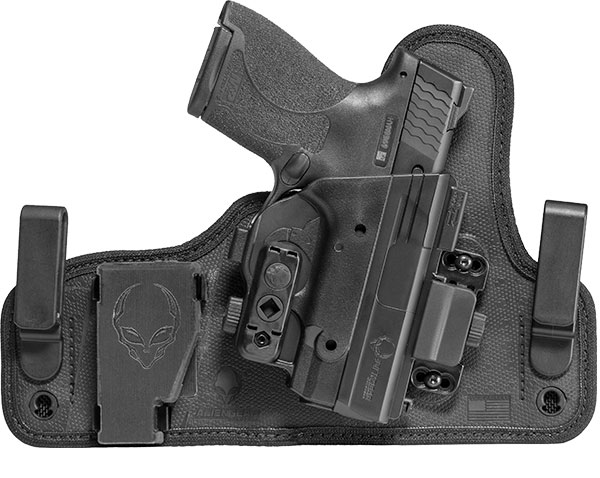 The Alien Gear Holsters Dry Tuck Holster base