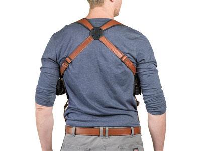 shapeshift shoulder holster straps
