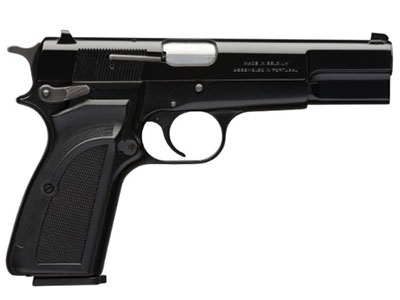 Specs of the Browning Hi Power