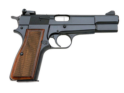 The Browning Hi Power