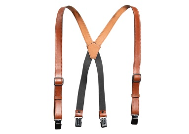Concealed Carry Suspenders