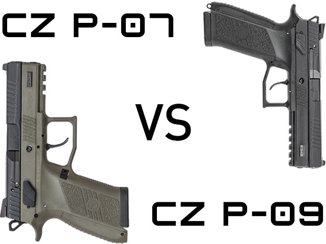 cz-p07 or cz-p09 concealed carry?