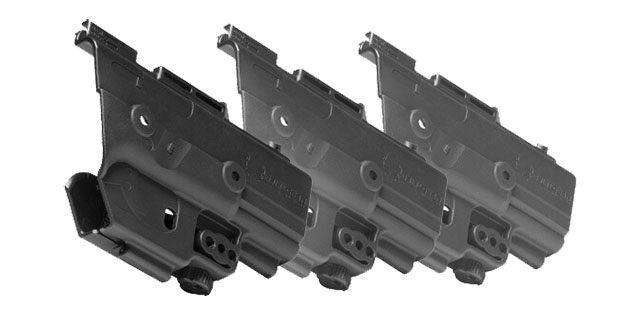 ShapeShift injection molded shells from Alien Gear Holsters