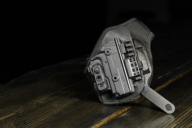 The All-New Alien Gear ShapeShift Ankle Holster