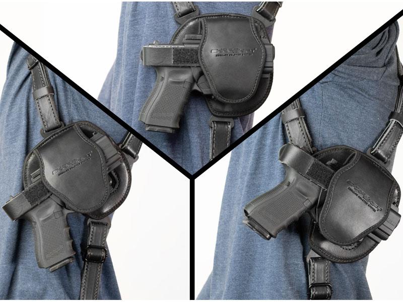shapeshift shoulder holster cant angles