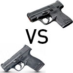 The S&W M&P Shield Vs. M&P Shield M2.0