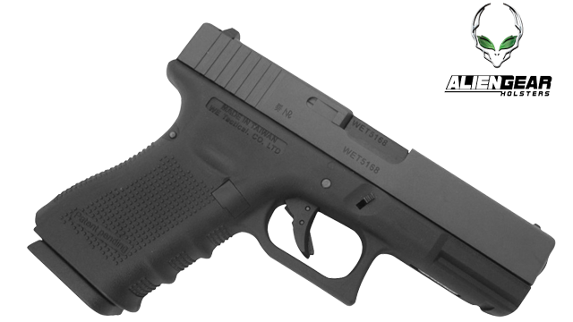 5 No Compromise Left Handed Handguns for Concealed Carry