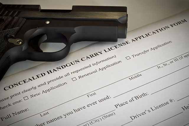 A Brief Guide To Getting Your Concealed Carry Permit - Alien
