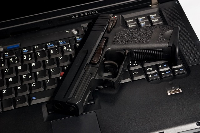 how to buy pistol on the internet