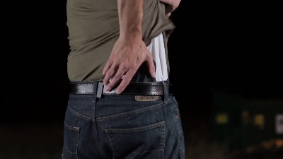 your ccw is always at the ready