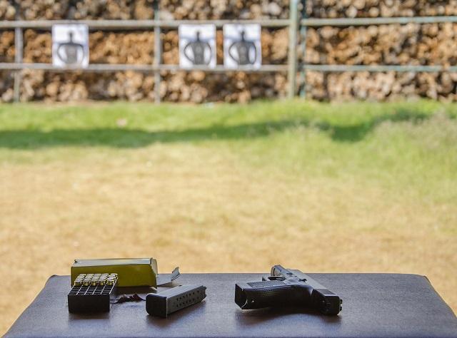 ccw gun range