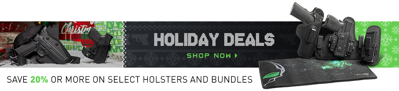 holiday holster savings