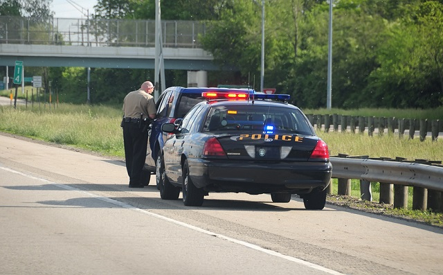 ccw and police traffic stops
