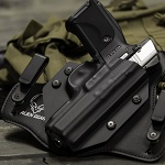 Cleaning your holster