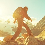 concealed carry while backpacking and hiking