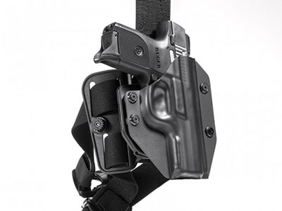 drop leg carry with cloak mod holster