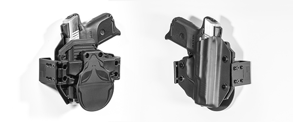 cloak holster mounts announced at shot show