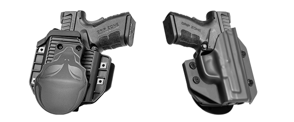 the cloak mod paddle holster announced at shot show
