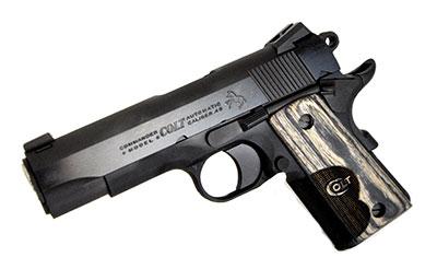 Colt's 4.25 inch 1911 commander frame