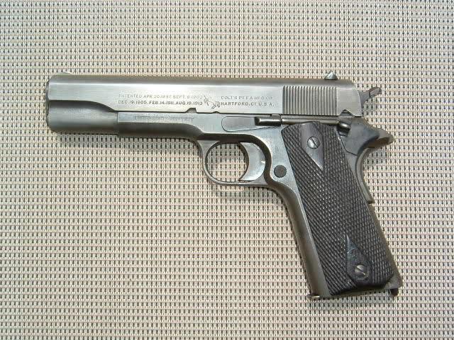 the colt m1911