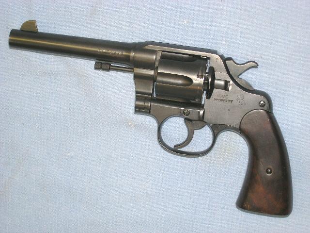 the colt m1917
