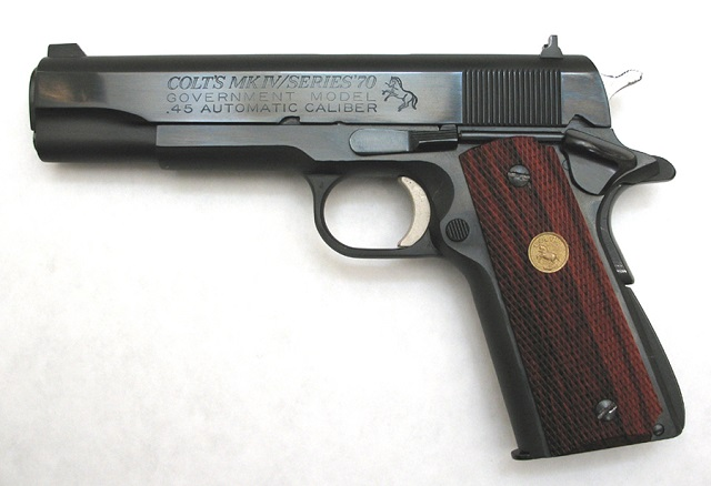 the colt series 70