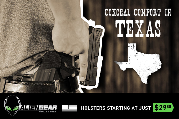 carrying ccw in texas