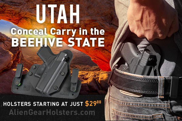carrying ccw in utah