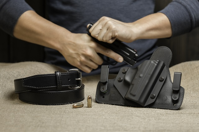 concealed carry reminders