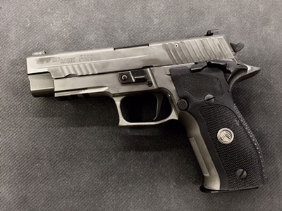 Sig P226 Concealed Carry