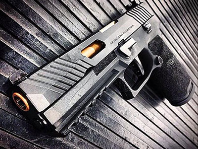 Sig P320 Concealed Carry