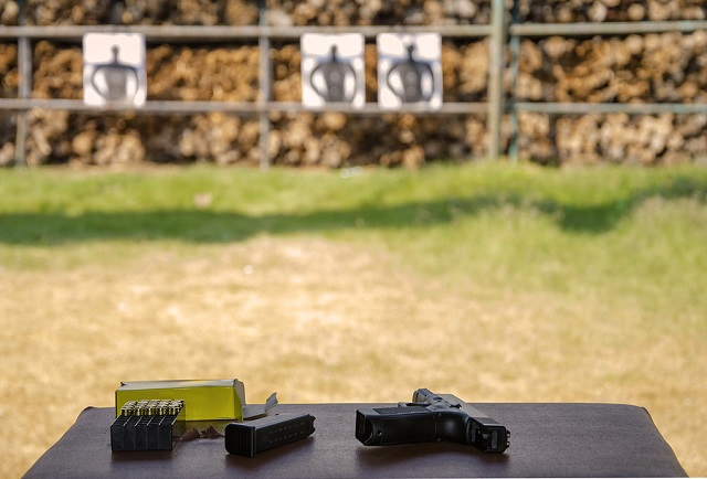 concealed carry shooting practice