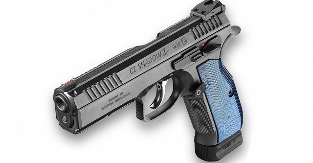 CZ's Shadow 2 Competition Pistol
