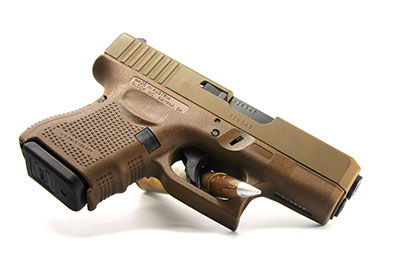 The Glock 26 better for concealed carry than Glock 19?