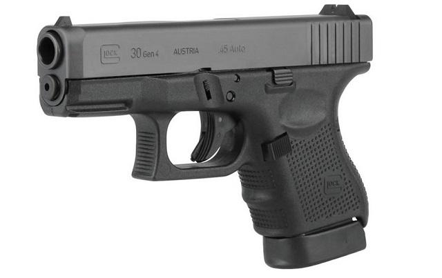 Glock 30 .45 caliber