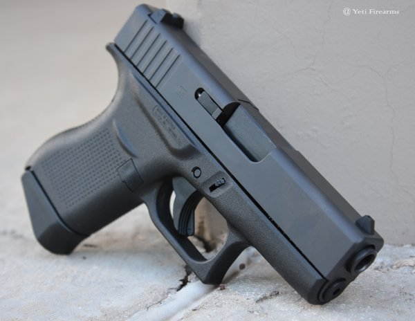 baby glock 43 for daily concealed carry